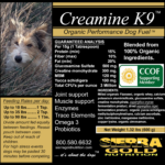 Creamine K9