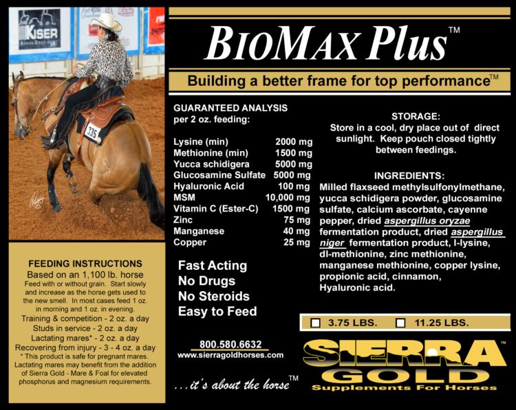 BioMax Plus
