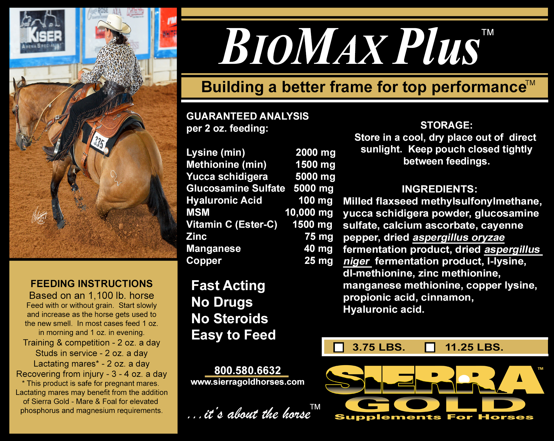 BioMax Plus