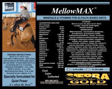 MellowMAX Alfalfa