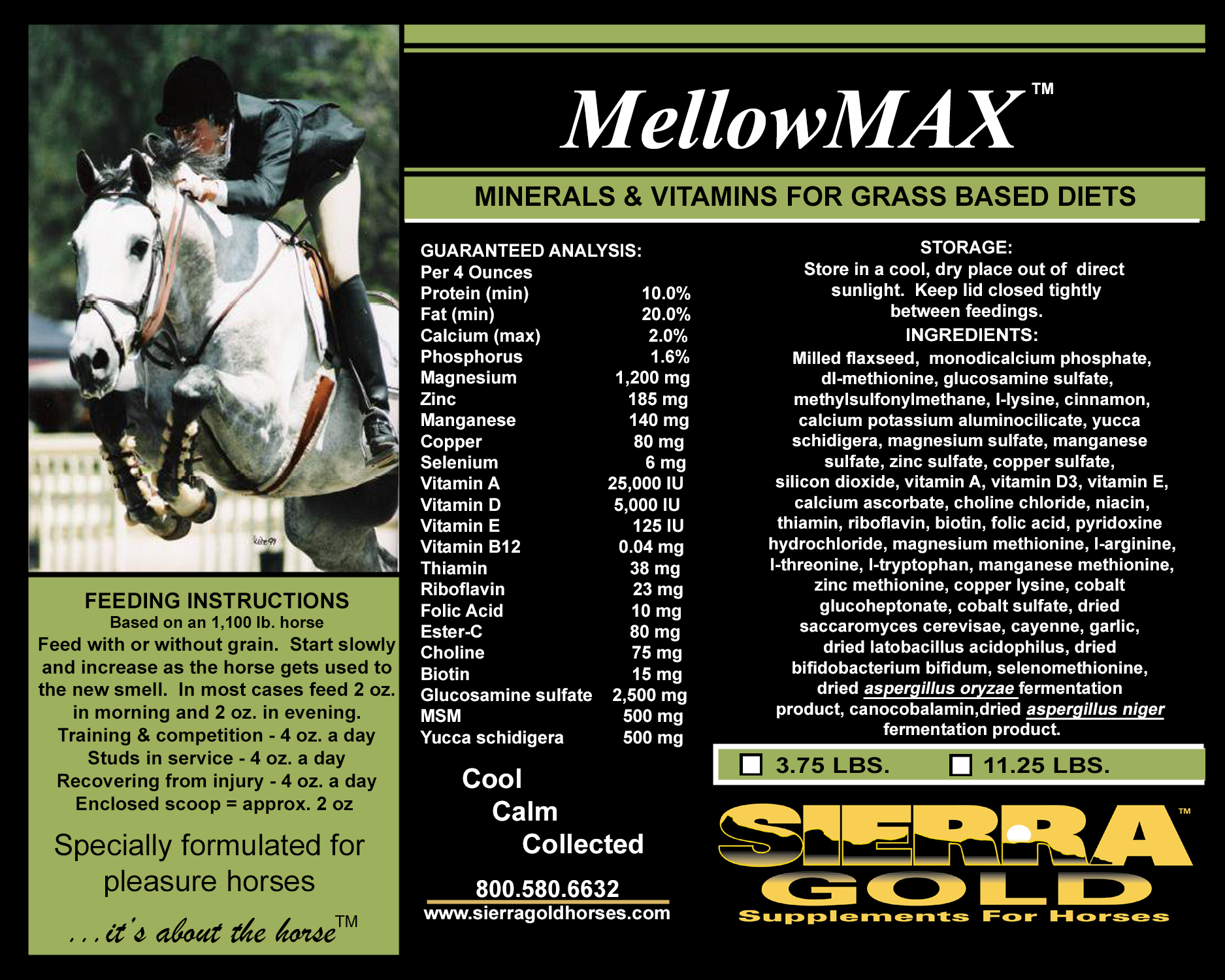 MellowMAX Grass