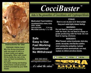 SGN CocciBuster