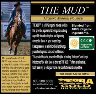 SG Label THE MUD